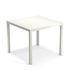 Nova Square table - / Metal - 90 x 90 cm by Emu