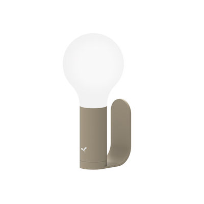 Image of Supporto murale - / Per lampada senza fili Aplô LED di Fermob - Beige - Metallo
