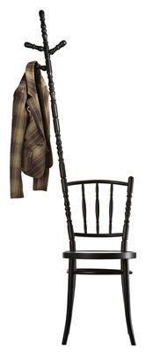 Image of Accessorio - attaccapanni intercambiabile per la sedia Extension Chair di Moooi - Nero - Legno