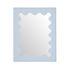 Miroir Ripple / Bois laqué - 66 x 81 cm - Jonathan Adler