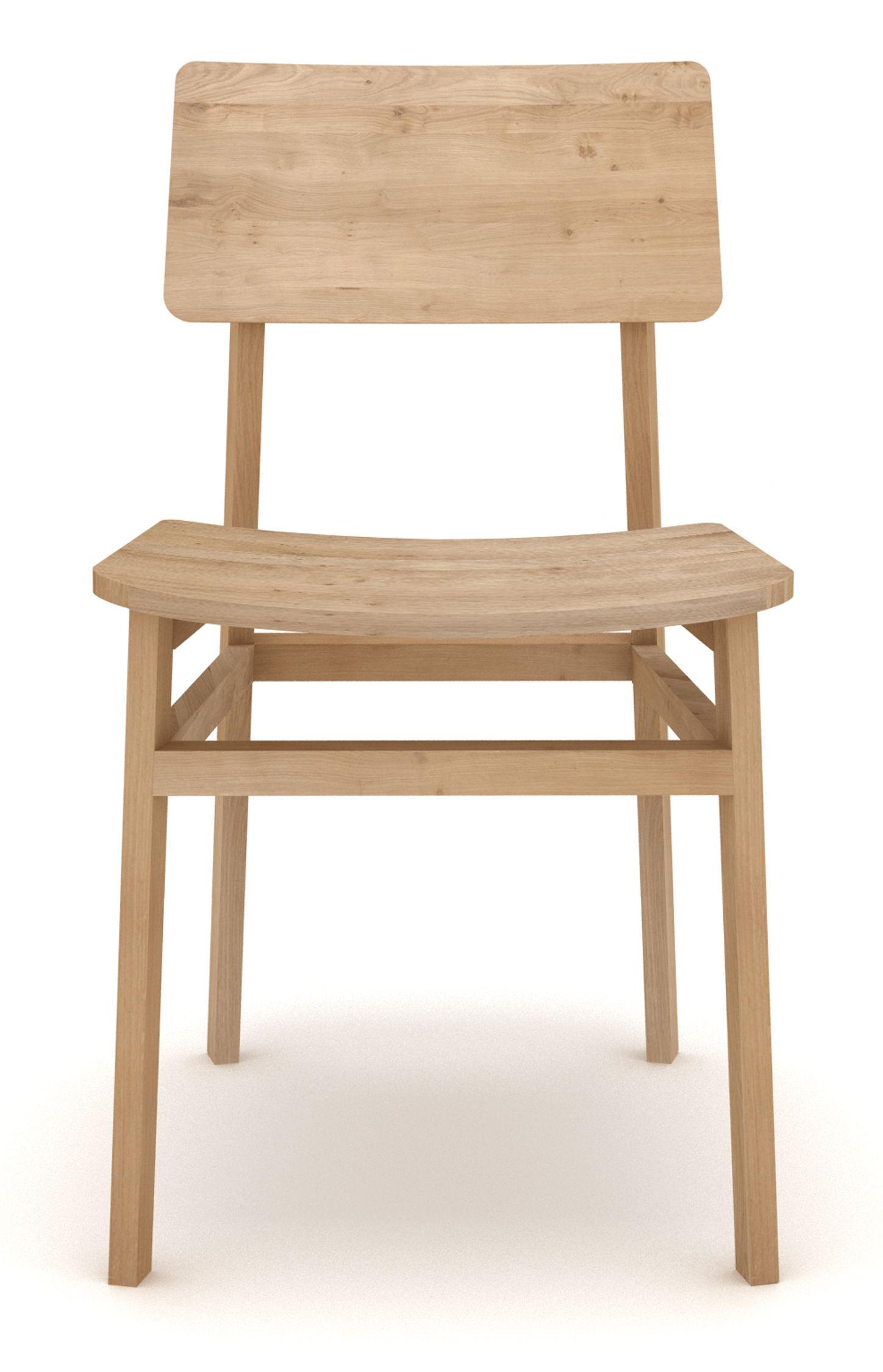 stuhl w ly von universo positivo eiche natur l 45 x h 79 made in design. Black Bedroom Furniture Sets. Home Design Ideas