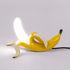 Banana Dewey Table lamp - / Resin & glass by Seletti