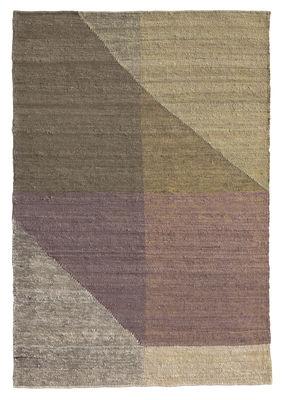 Capas 5 Teppich / 200 x 300 cm - Nanimarquina - Rosa,Gelb,Beige