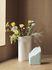 Vase Ridge Medium / H 35 cm - Céramique - Muuto