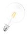 Ampoule LED E27 connectée / Smart+ - Filaments Globe - 5,5W=50W - Ledvance