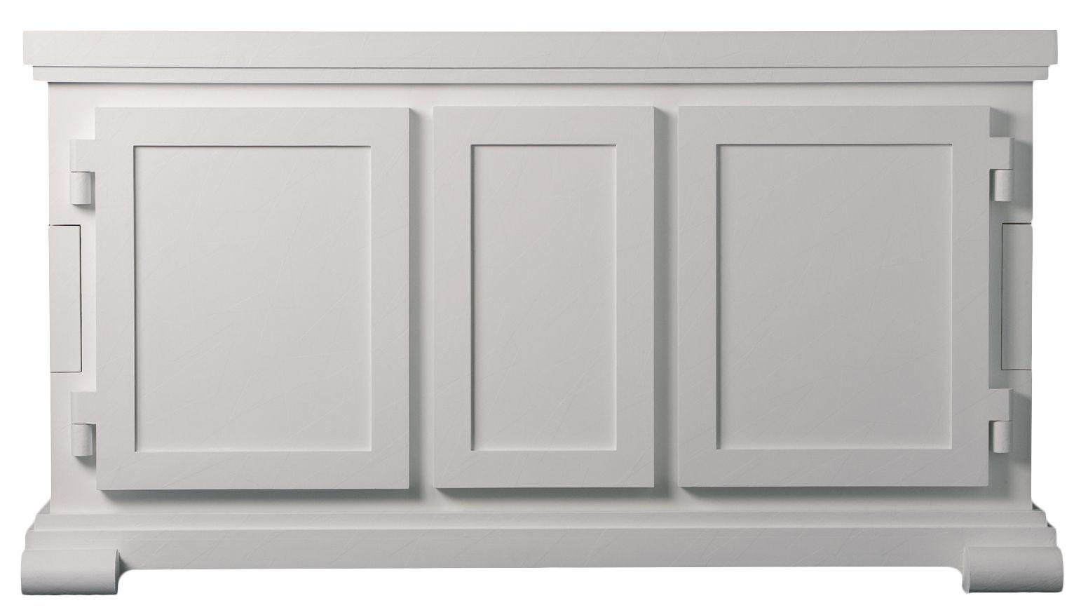 Furniture - Dressers & Storage Units - Paper Dresser by Moooi - White - Cardboard, Paper