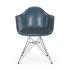 Poltrona DAR - Eames Plastic Armchair - / (1950) - Cuscino da seduta di Vitra