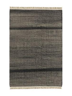 Interni - Tappeti - Tappeto per esterno Tres - / 170 x 240 cm di Nanimarquina - Nero - Polietilene