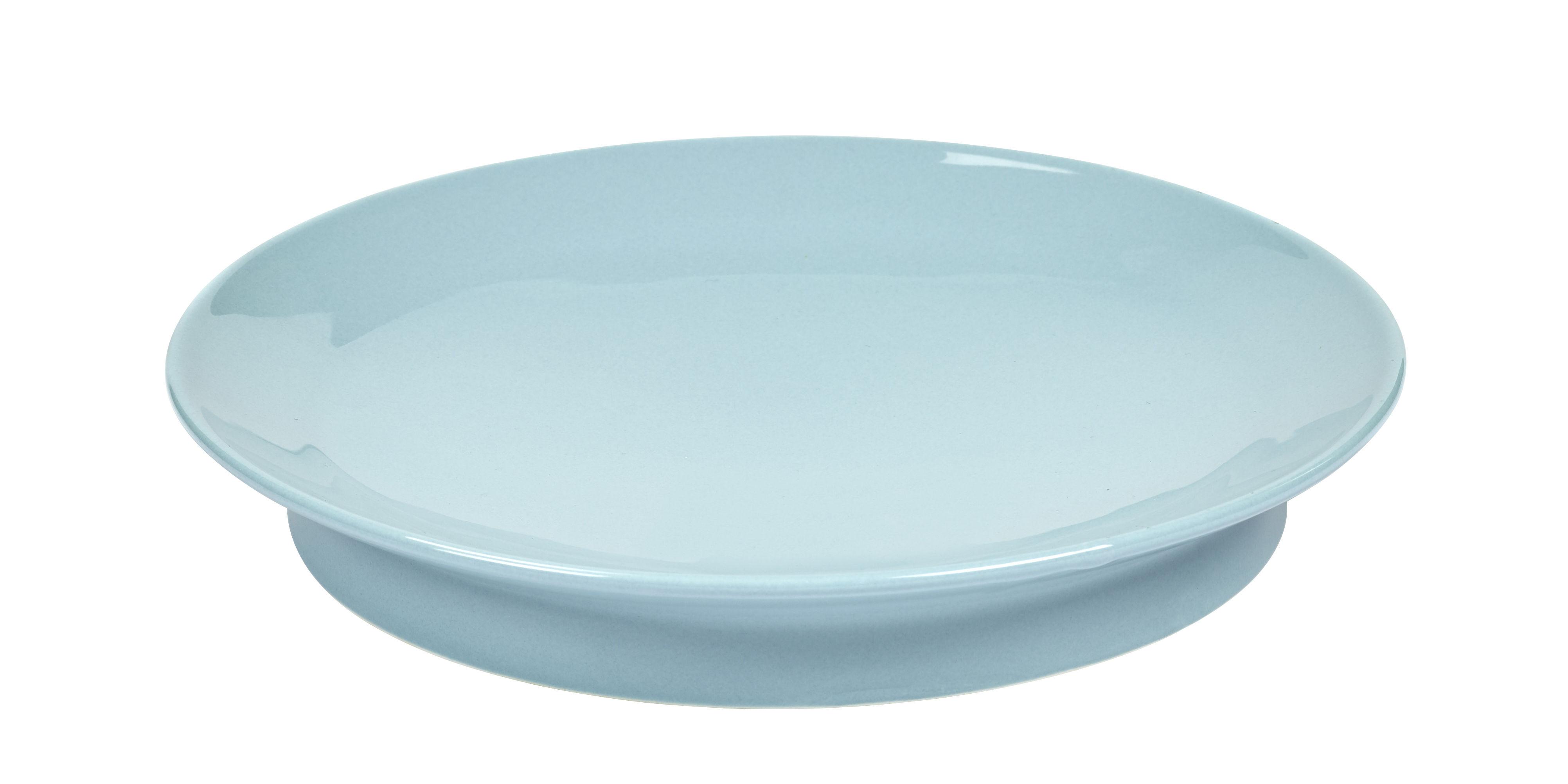 Tischkultur - Teller - San Pellegrino Teller / Ø 24 cm - Serax - Blau - Porzellan