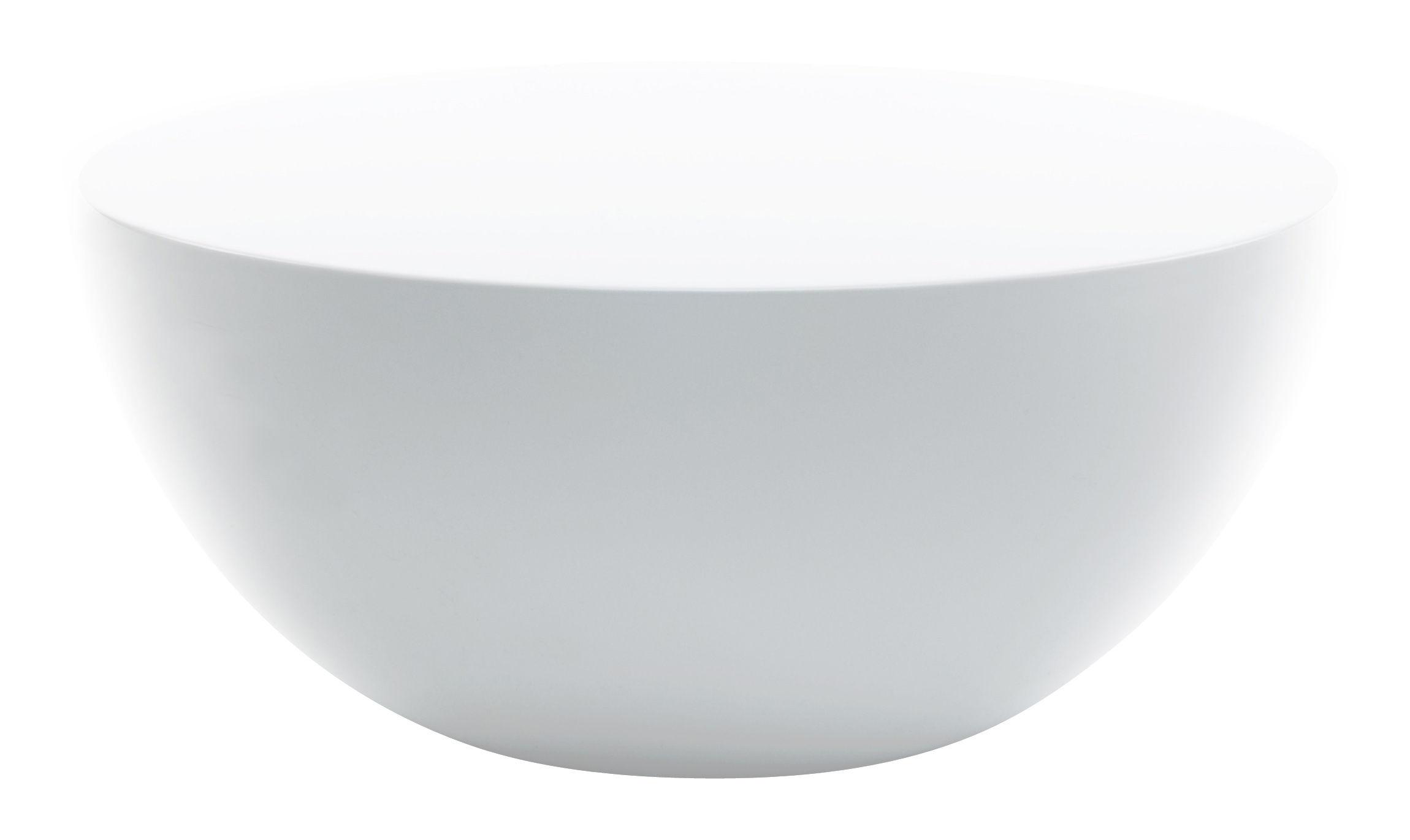 Möbel - Couchtische - Slice Couchtisch - XL Boom - Weiß - ABS recyclé laqué