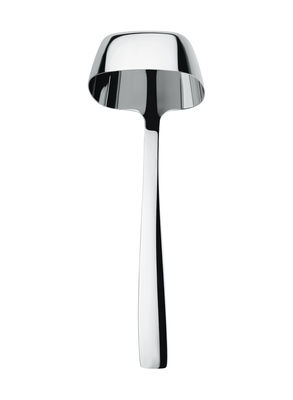 Kitchenware - Kitchen Equipment - Dressed Ladle - Ladle by Alessi - Mirror polished steel - Stainless steel