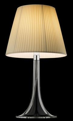 Lampada Da Tavolo Miss K Di Flos Beige Made In Design