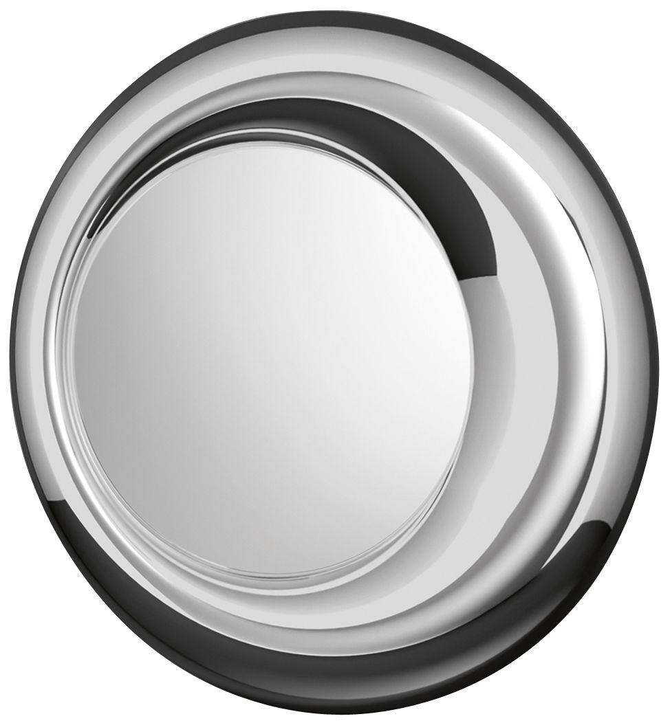 Déco - Miroirs - Miroir mural Rosy / Ø 100 cm - FIAM - Argenté - Verre