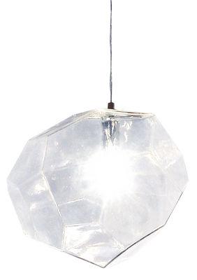 Lighting - Pendant Lighting - Asteroid Pendant - Indoor - Glass by Innermost - Transparent - Glass