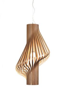 Diva Pendelleuchte H 80 cm - Northern - Holz dunkel