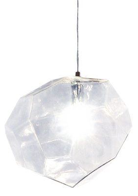 Luminaire - Suspensions - Suspension Asteroid Indoor/ Verre - Innermost - Transparent - Verre