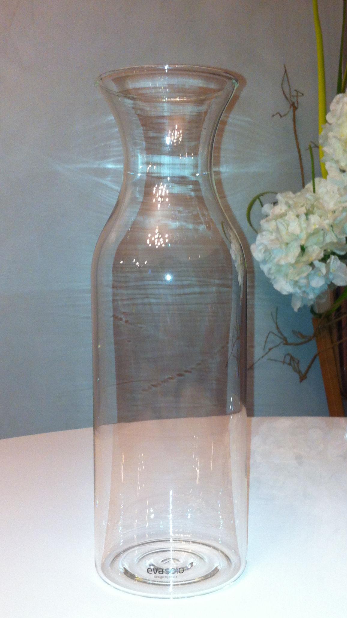 Arts de la table - Carafes et décanteurs - Verrerie de rechange pour Carafe Eva Solo 1,4L - Eva Solo - Verrerie de rechange - Transparent - Verre