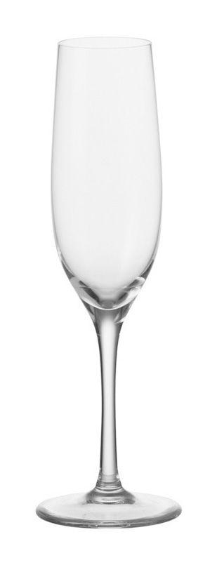 Arts de la table - Verres  - Flûte à champagne Ciao+ - Leonardo - Transparent - Verre