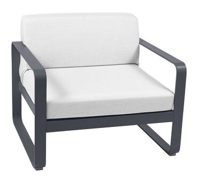 Bellevie Gepolsterter Sessel - Fermob - Weiß,Karbon
