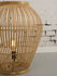 Tuvalu Large Lamp - / Bamboo - H 70 cm by GOOD&MOJO