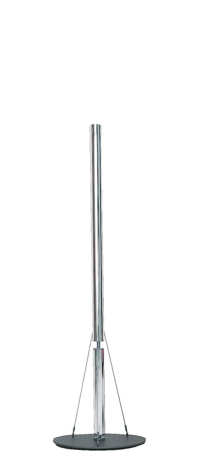 Illuminazione - Lampade da terra - Lampada a stelo Regulus terra di Nemo - Alluminio - H 195 cm - Alluminio, Metacrilato