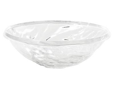 Saladier Moon / Coupe - Ø 45 cm - Kartell cristal en matière plastique