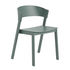 Cover Stacking chair - / Wood by Muuto