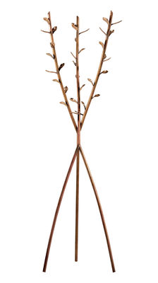 Furniture - Exceptional furniture - Acate Standing coat rack by Driade - Brass - Brass