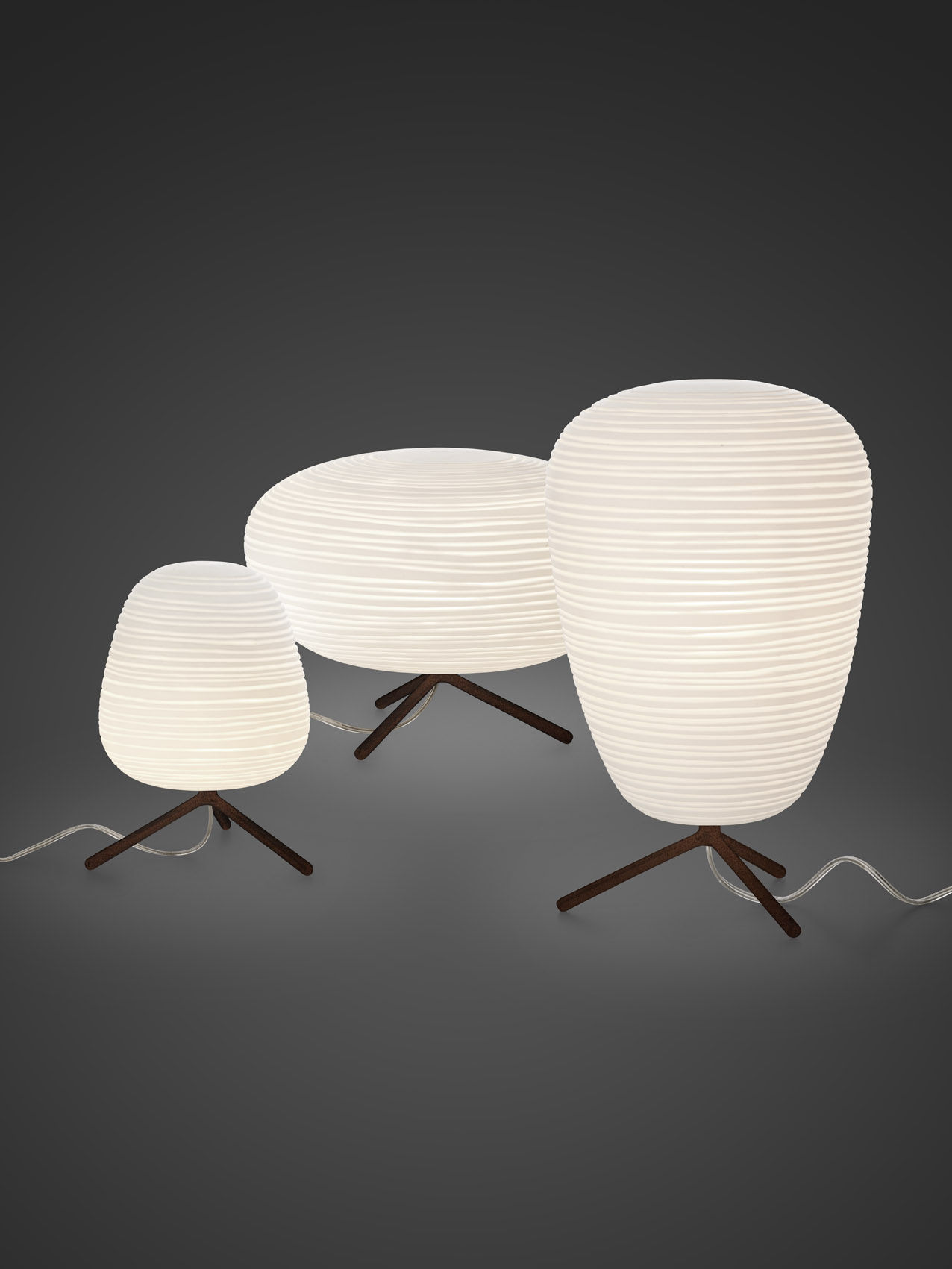 Rituals 1 Table Lamp White On Off Switch By Foscarini Regular Light Takes Care Of Quotoffquot And Quotonquot A Dimmer Lighting Lamps