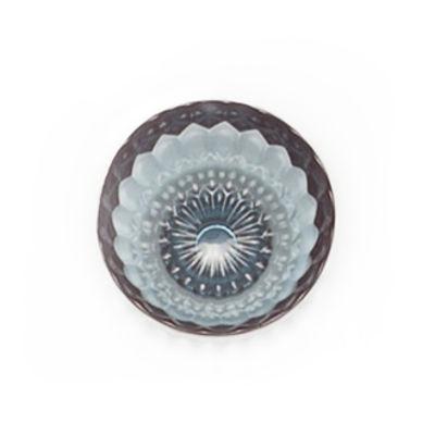 Patère Jellies Family S Ø 9,5 x H 6 cm Kartell bleu ciel en matière plastique
