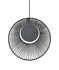 Oyster Pendant - / Ø 40 x H 42,5 cm by Forestier