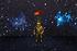 Soliflore Cosmic Diner Starman / H 28 cm - Diesel living with Seletti