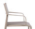Cadiz Stackable armchair - / Stackable - Canvas by Fermob