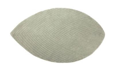 Interni - Tappeti - Tappeto Quill Small / 78 x 120 cm - Nanimarquina - Verde oliva pallido - Lana vergine