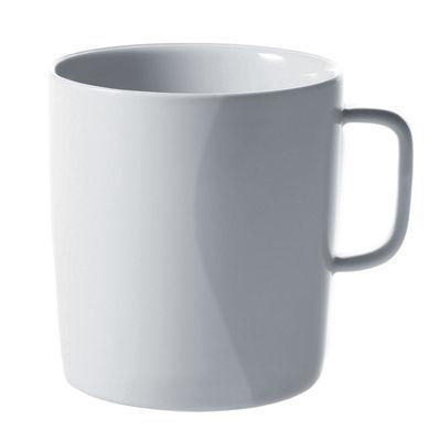 Tischkultur - Tassen und Becher - Platebowlcup Becher - A di Alessi - Weiß - Porzellan