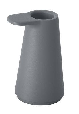 Bougeoir Grip - Muuto gris anthracite en métal