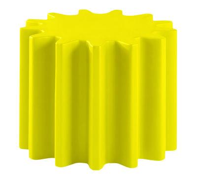 Gear Couchtisch /Hocker - Slide - Gelb