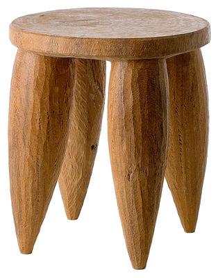 Arredamento - Tavolini  - Sgabello Senofo di Pols Potten - Legno - Legno