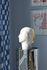 Vase Atlas Split / Porcelaine - Visages en relief - Jonathan Adler