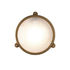 Applique Malibu Round - / Plafoniera - Ø 25 cm di Astro Lighting