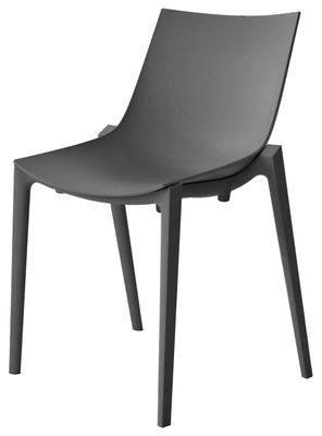 Design Empilable Zartan Basic Chaise Magis GrisMade In BodxrCeW