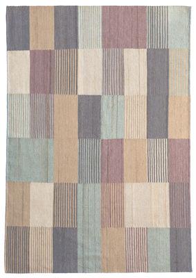 Decoration - Rugs - Blend 1 Rug - 200 x 300 cm by Nanimarquina - Pink - Afghan wool