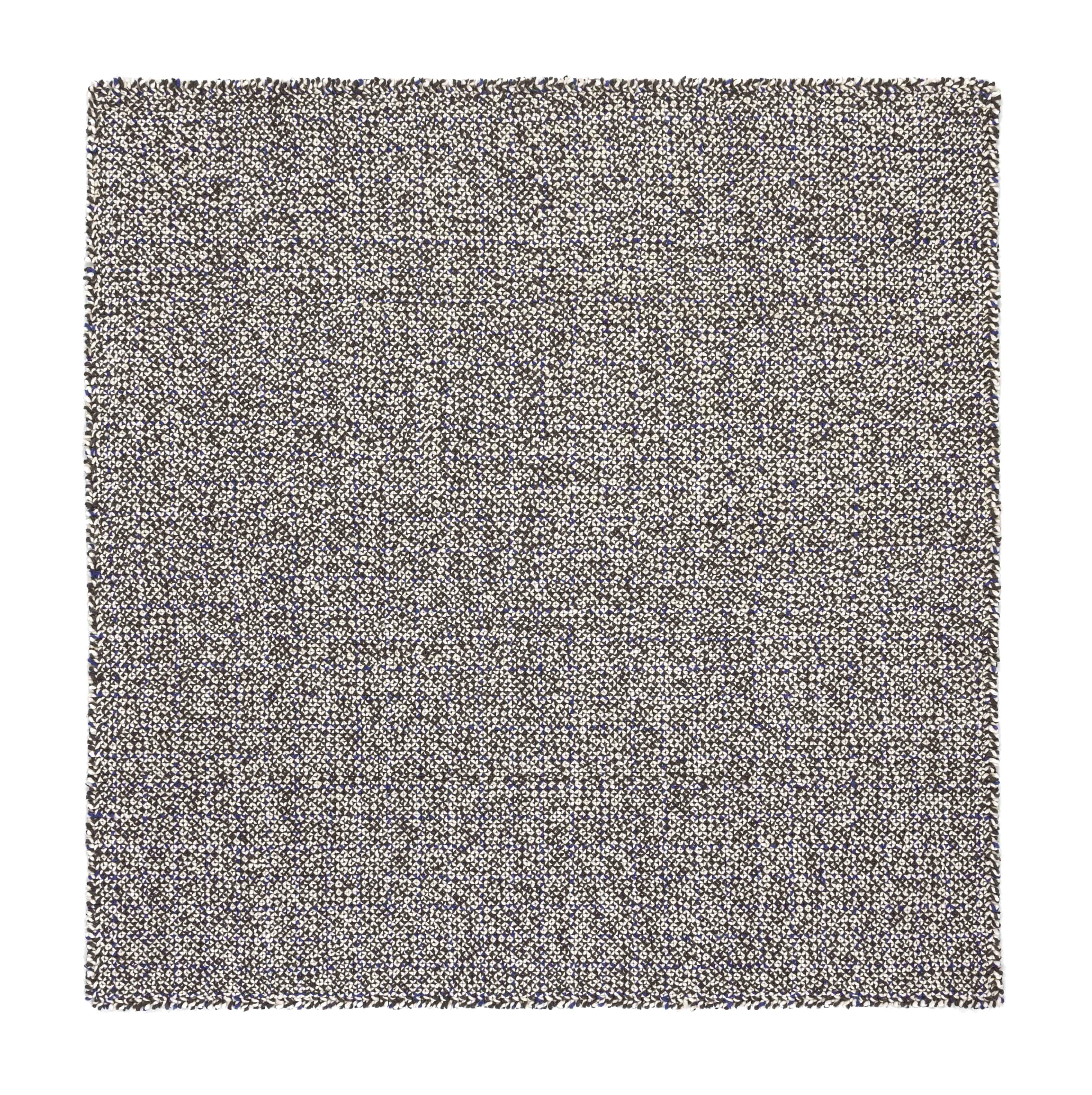 Decoration - Rugs - Waan Rug - 170 x 240 cm - Wool by Gan - Blue - Wool