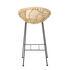 Yonne Bar chair - / Rattan - H 72 cm by Bloomingville