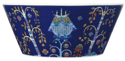 Tavola - Ciotole - Ciotola Taika di Iittala - Fondo blu - Ceramica