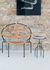 Moça Coffee table - / Ø 40 x H 58 cm by Objekto