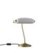 Bankers Desk lamp - / Hand-made - H 41 cm by Original BTC