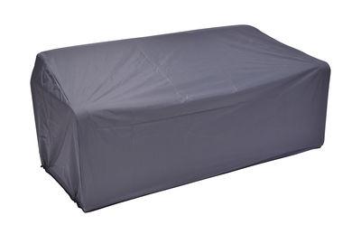 Fodera di protezione - / per divano Bellevie di Fermob - Carbone - Tessuto