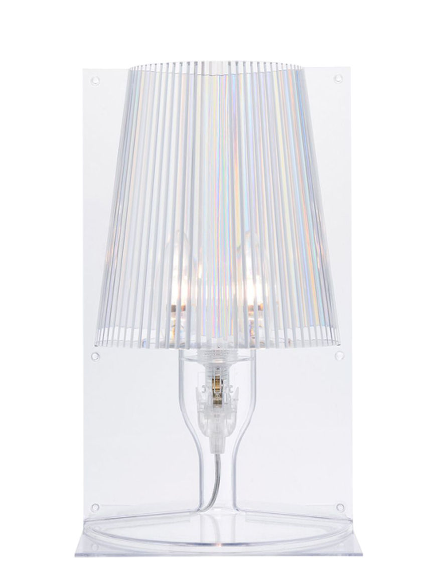 Luminaire - Lampes de table - Lampe de table Take - Kartell - Cristal - Polycarbonate
