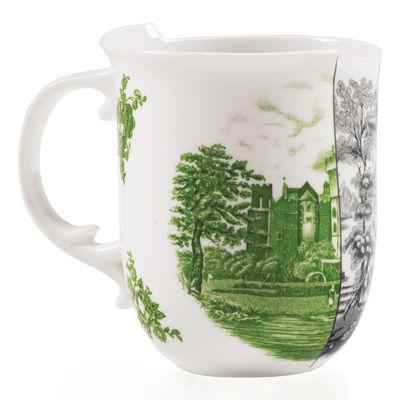 Mug Hybrid - Fedora - Seletti multicolore en céramique